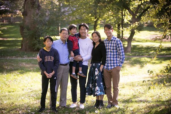 Wang Family 10-19