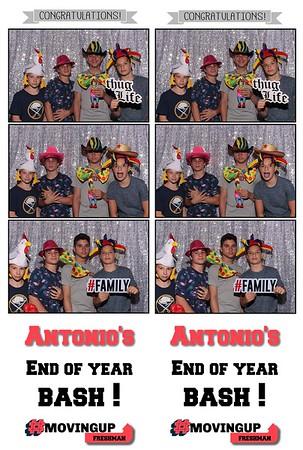 Antonio's end of year BASH !