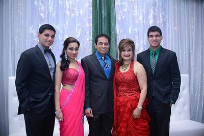 Arjun's Graduation Party