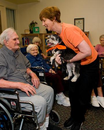 Dellridge ASPCA Dog Show, April 10, 2010