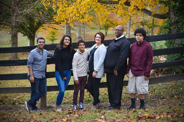 Landrum Family Fall 2017