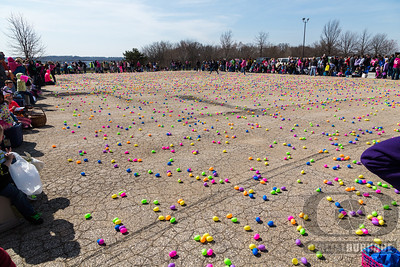 Townsquare Media 12th Annual Easter Egg Hunt