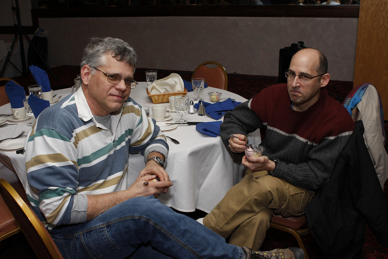 Stan Johnson & Joe Longo