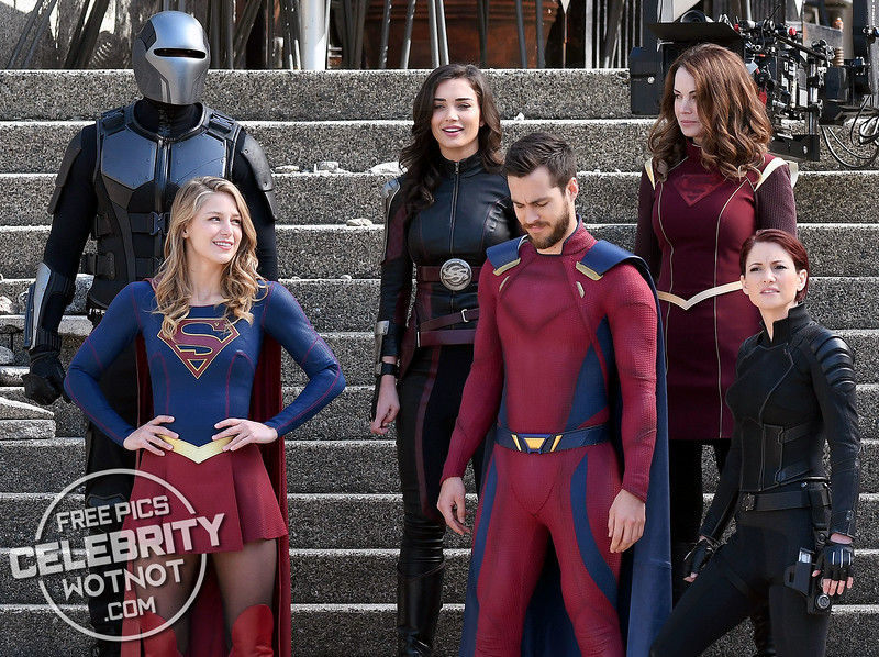 Supergirl Season 3 Finale Behind-The-Scenes Spoilers
