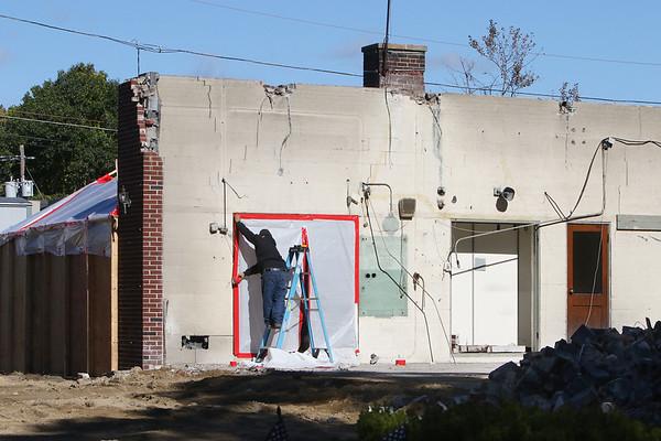 Billerica Pinehurst fire station 100820