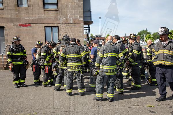 Hartford, Ct live fire training 6/12/19