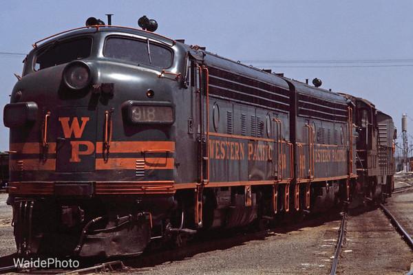 Trains - 1970's & 1980's