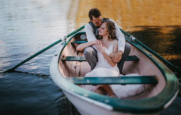 Lindsay & Chris {Wedding} June 16, 2018