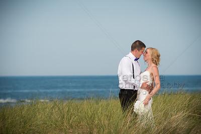 Katie & Michael's St. Joe Summer Wedding