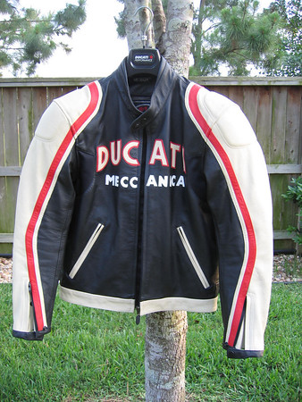 Sold - Ducati Meccanica Jacket - 4 Sale