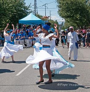 Fremont Solstice Parade 6/16/18