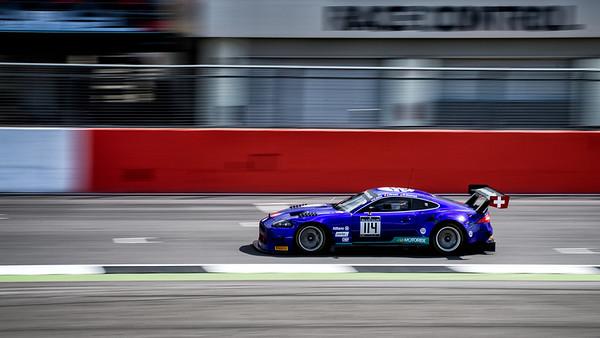Blancpain GT Series - Silverstone 2017