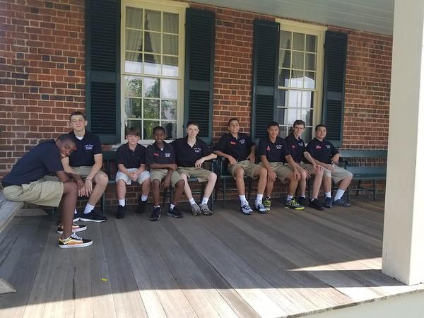 Trip to Appomattox
