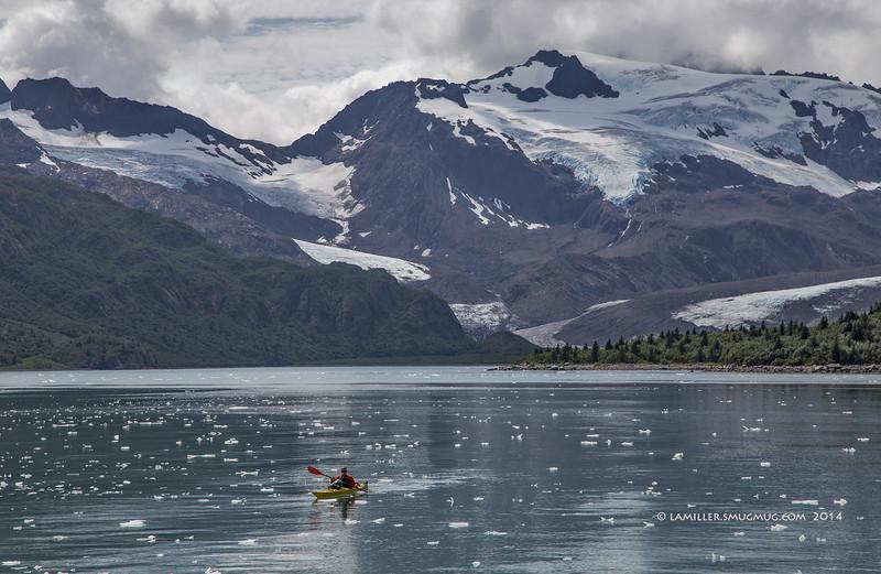 Kyaker in Northwestern Fjord