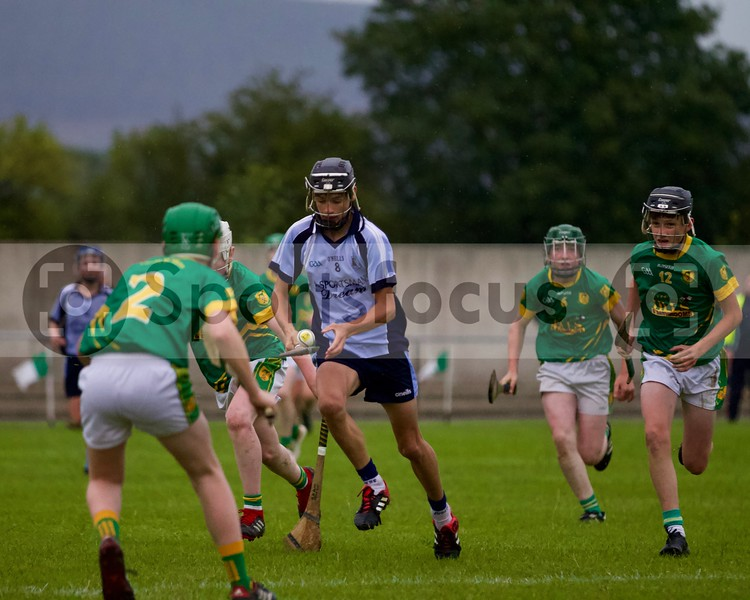 8th August 2019 North Tipperary under-14 hurling final Nenagh Eire Og V Toomevara in Templederry