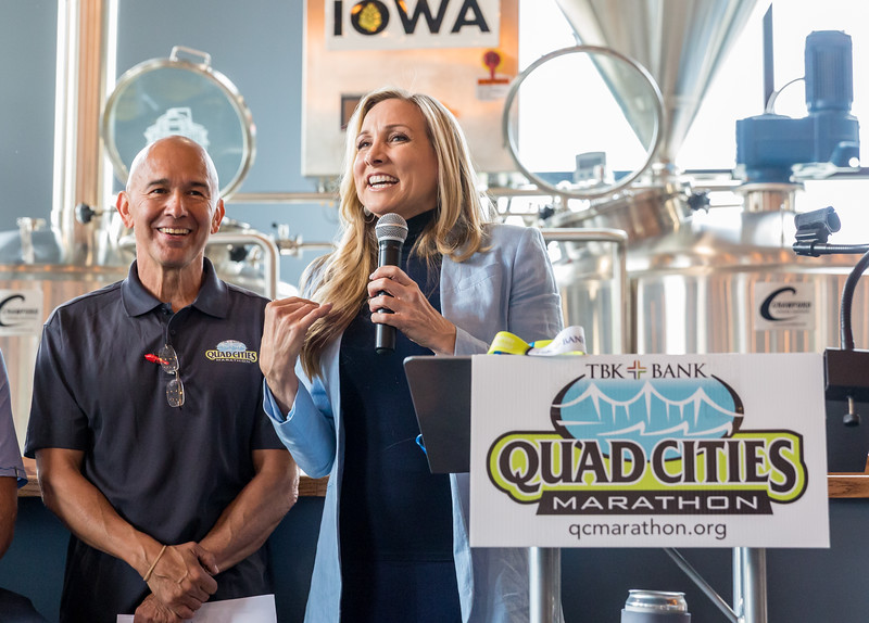 Quad Cities Marathon Press Conference