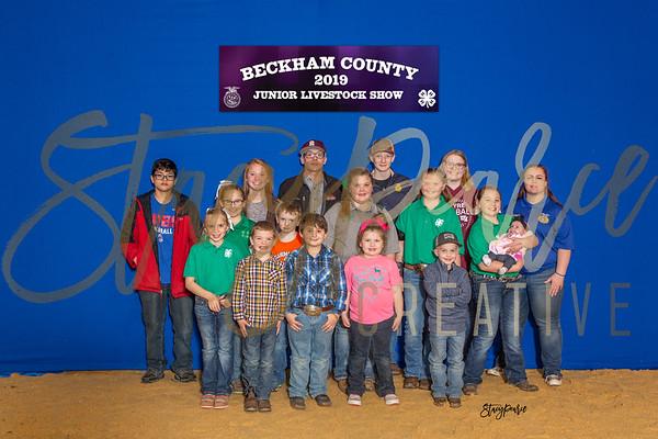 2019 Beckham County