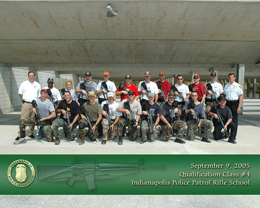 5th rifle class 9-9-2005