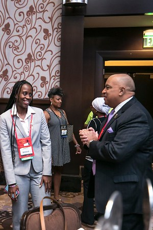 Scholarship Recipients and Sponsors Meet and Greet