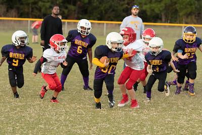 Branchville vs OP Youth Football 10-30-18