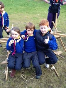 Ireland - Dublin Beaver Scouts