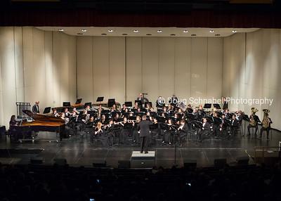 East Ridge HS Band (2018)