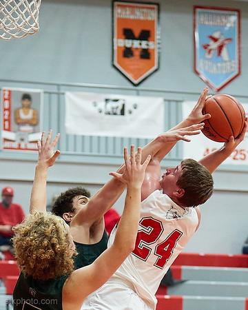 Canton South Varsity Boys Basketball