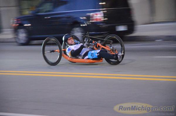 Marathon at 13 Miles, Gallery 1 - 2014 Detroit Marathon
