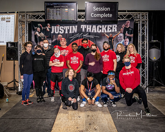 2021 - 2nd Annual Justin Thacker Memorial Weightlifting Meet