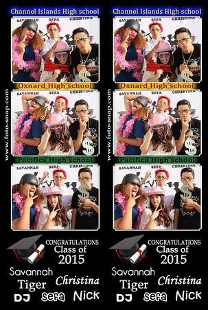 Graduation Class of 2015