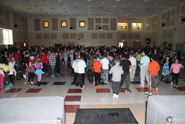 Massillon Middle School Dance 2014