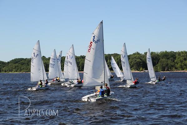 2015 - Saint Croix Sailing School