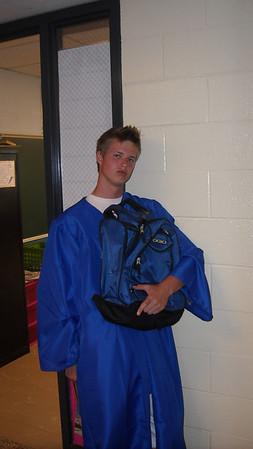 Drew Graduation - Summer 2011