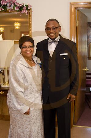 E E Mitchell's Pastor's Anniversary