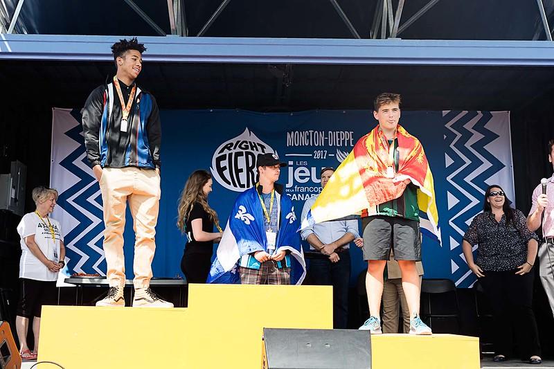 11 au 15 Juillet 2017 - jour 3 - competitions
