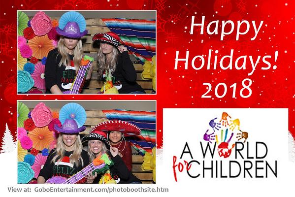 20181130 A World For Children Holiday Banquet