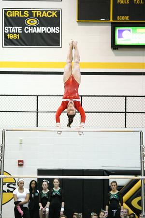 2010-2011 Centerville High School Gymnastics