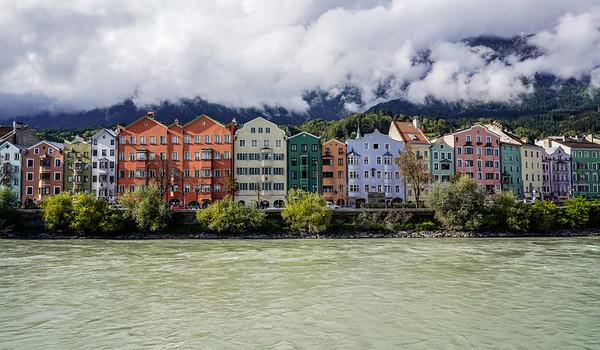 Europe 2019: Innsbruck stopover