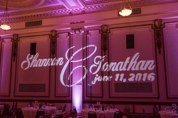 Jonathan and Shannon's Wedding