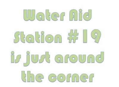 National Marathon PGRC Aid Station 19