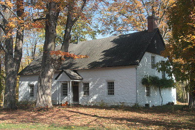 3 Springtown - Christoffel and Debora Deyo House