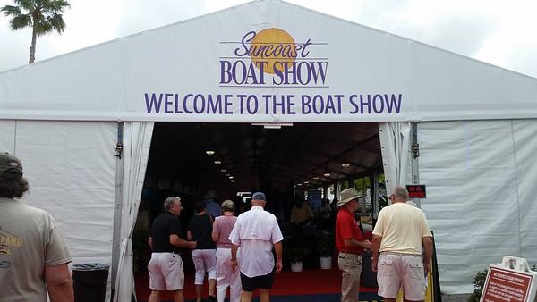 2015 Suncoast Boat Show