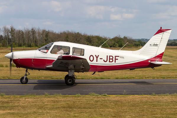 OY-JBF - Piper PA-28-161 Cadet