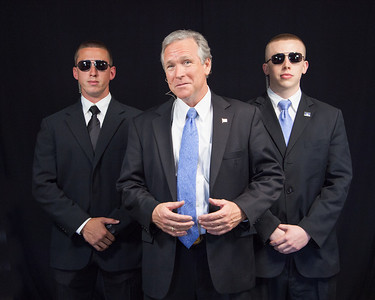 George W. Bush (Impersonator :)