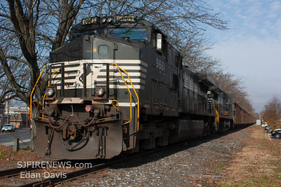 12/01/2012, Disabled Train, Pitman, Gloucester County
