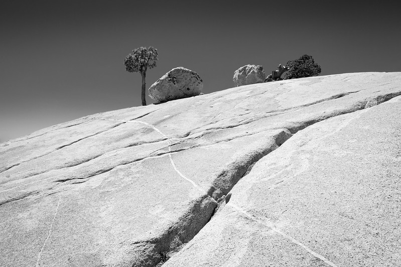 Olmsted Point, Yosemite Nat'l park, CA, USA