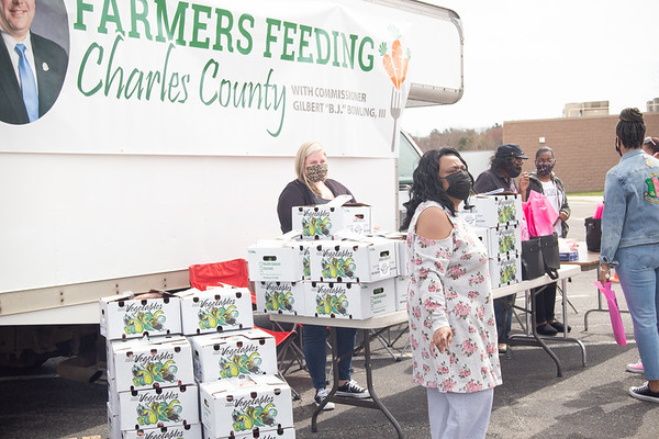 Farmers Feeding Charles County