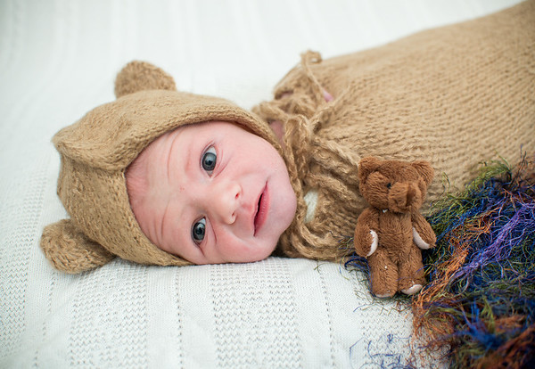 Alexander Albrecht-Carrie Newborn Session