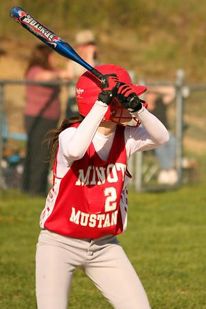 Softball: Middle School 5.13.08