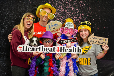 UM BWMC Heartbeat for Health 2-22-20